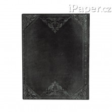 Paperblanks zápisník Midnight Rebel Bold Flexis mini linkovaný 5400-9