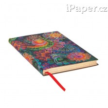 Paperblanks zápisník Moonlight Flexis ultra linkovaný 5626-3