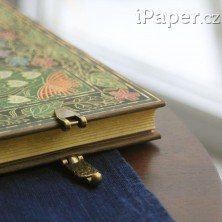 Paperblanks zápisník Poetry in Bloom midi linkovaný 4614-1